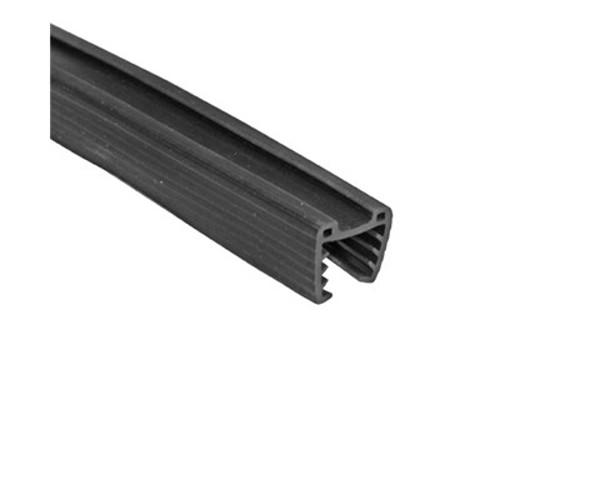 Gummidichtung für Nutrohr Glasleistenrohr Länge: 5 m